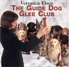 Here is the Cover of Guide Dog Glee Club, 